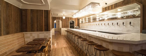 Tørst is one of 2014 Michelin Stars NYC.