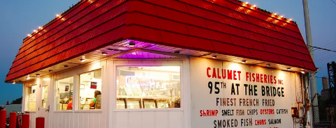 Calumet Fisheries is one of The 38 Essential Chicago Restaurants, Winter 2017.