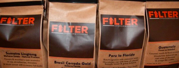 Filter Coffeehouse & Espresso Bar is one of The 38 Essential Coffee Shops Across America.