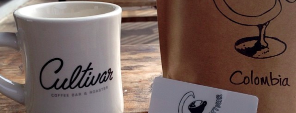 Cultivar Coffee Bar & Roaster is one of The 38 Essential Coffee Shops Across America.