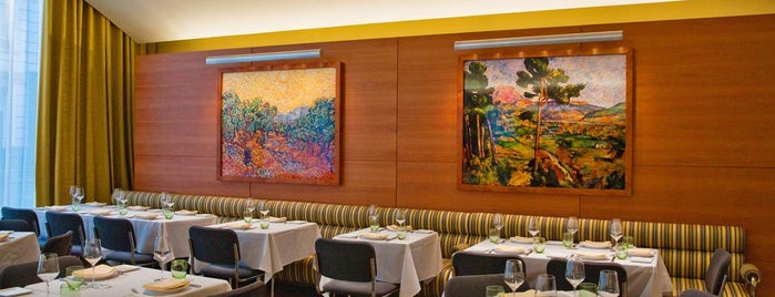 Boulud Sud is one of 50 Awesome Late Night Restaurants In NYC.