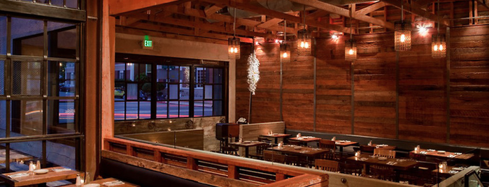 Bankers Hill Bar & Restaurant is one of San Diego Eater 38.
