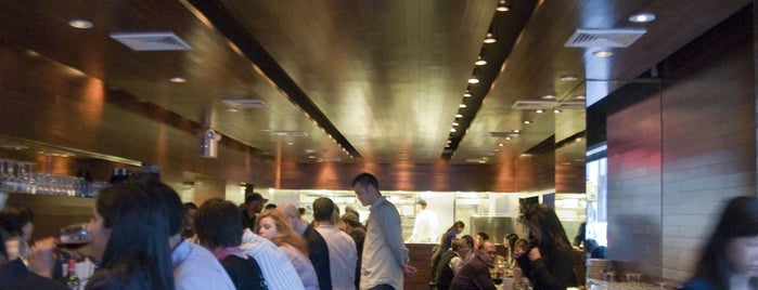 Momofuku Ssäm Bar is one of 50 Awesome Late Night Restaurants In NYC.