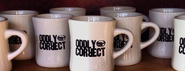 Oddly Correct Coffee Bar is one of The 38 Essential Coffee Shops Across America.