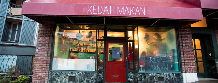 Kedai Makan is one of Seattle Eater 38.