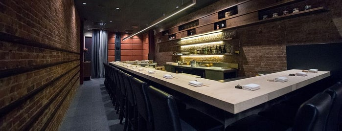 Shuko is one of NYC (-23rd): RESTAURANTS to try.