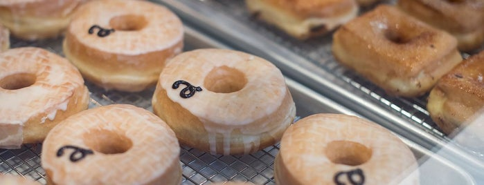 Astro Doughnuts and Fried Chicken  is one of LA's Most Delectable Doughnut Shops.