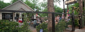 Justine's Brasserie is one of Austin Eater 38.