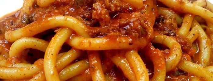 Maccheroni Republic is one of Essential Pasta Restaurants in Los Angeles.