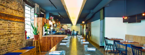 Parachute is one of The 38 Essential Chicago Restaurants, Winter 2017.