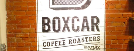 Boxcar Coffee Roasters is one of The 38 Essential Coffee Shops Across America.