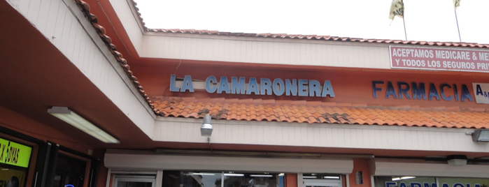 La Camaronera is one of Miami Eater 38.
