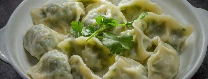 MaMa Ji's is one of San Francisco's Best Dumplings.