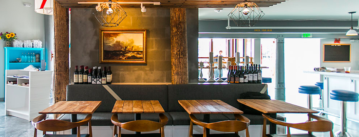 Westward is one of Seattle Eater 38.