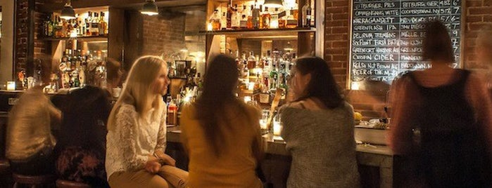 The Penrose is one of 50 Awesome Late Night Restaurants In NYC.