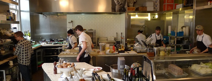 M. Wells Dinette is one of Eater 38 - Essential NYC Restaurants.