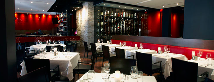 Red the Steakhouse is one of Miami Eater 38.