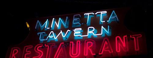 Minetta Tavern is one of 2014 Michelin Stars NYC.