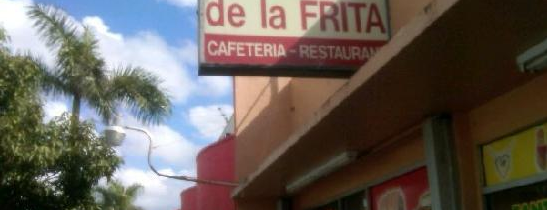 El Mago de las Fritas is one of Miami Eater 38.