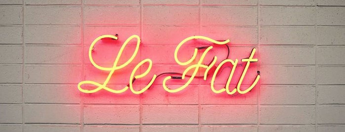 Le Fat is one of The 33 Essential Atlanta Restaurants, Summer '17.