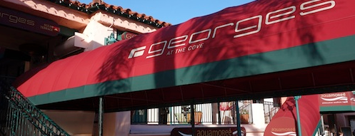 George's at The Cove is one of San Diego Eater 38.