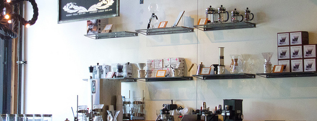 Four Barrel Coffee is one of The 38 Essential Coffee Shops Across America.
