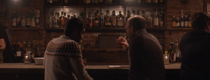 Wilfie & Nell is one of Master of None's Season Two Restaurants and Bars.