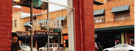 Stumptown Coffee Roasters is one of The 38 Essential Coffee Shops Across America.