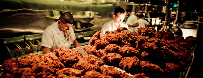 Ma'ono Fried Chicken & Whisky is one of Seattle Eater 38.