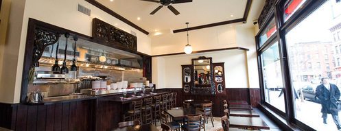 Talde is one of Eater 38 - Essential NYC Restaurants.