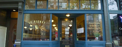 Le Pichet is one of Seattle Eater 38.