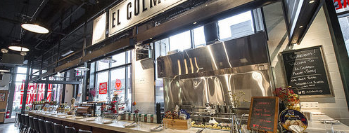Gotham West Market is one of Eater 38 - Essential NYC Restaurants.