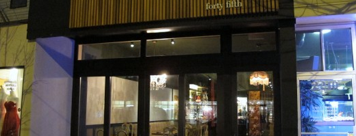 Miyabi 45th is one of Seattle Eater 38.
