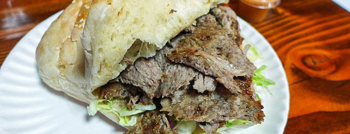 Anatolian Gyro is one of Brooklyn Eats.