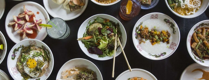 Cheu Noodle Bar Fishtown is one of Philly Working List.