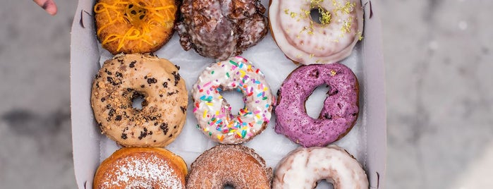 Trejo's Coffee & Donuts is one of LA's Most Delectable Doughnut Shops.