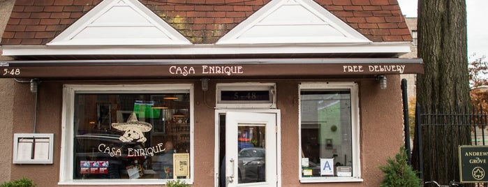 Casa Enrique is one of 50 Awesome Late Night Restaurants In NYC.