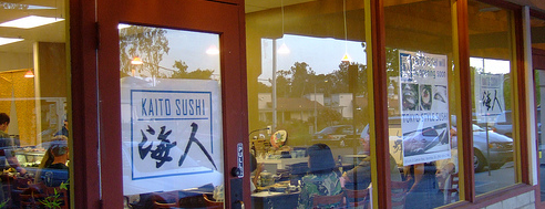 Kaito Sushi is one of San Diego Eater 38.