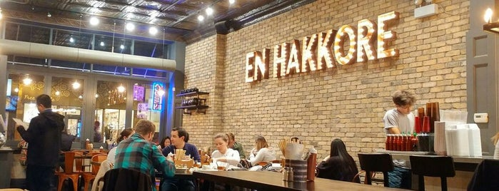 En Hakkore 2.0 is one of Chicago's Best and Boldest Fusion Restaurants.