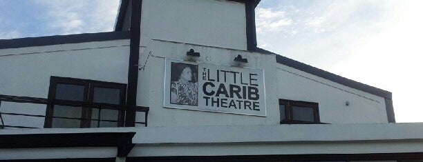Little Carib Theatre is one of For the Avid Theatre Buff.
