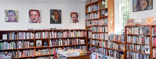 192 BOOKS is one of Best Indie Bookstores NYC.