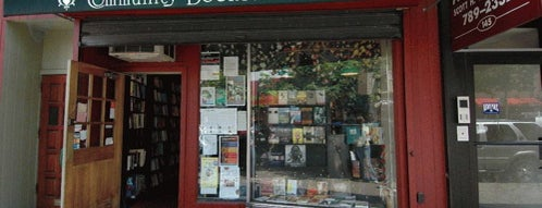 Community Bookstore is one of Best Indie Bookstores NYC.