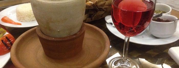 Keyif Cafe & Restaurant is one of Kapadokya.