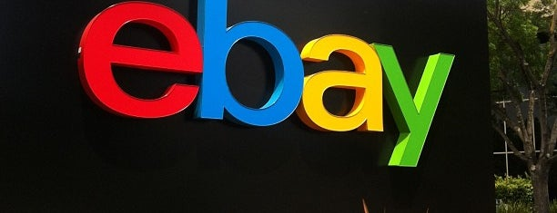 eBay Headquarters is one of Silicon Valley.