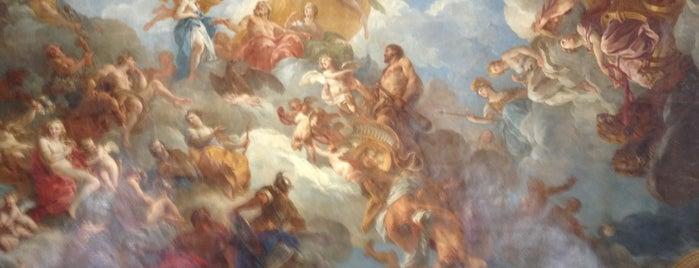 Salon d'Hercule is one of Château de Versailles.