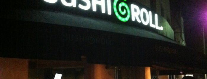 Sushi Roll is one of Hipsterland.