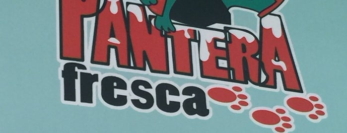 La Pantera Fresca is one of Hipsterland.