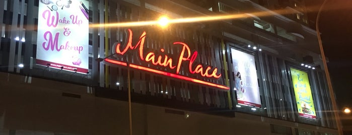 Main Place is one of g.