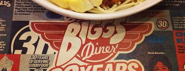 Bigg's Diner is one of Foodtrip.