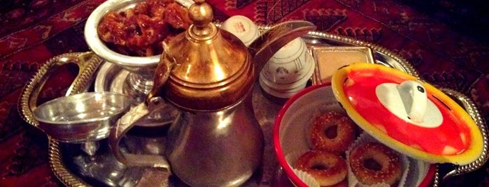 قهوة الأولين is one of All-time Favorites in Riyadh.